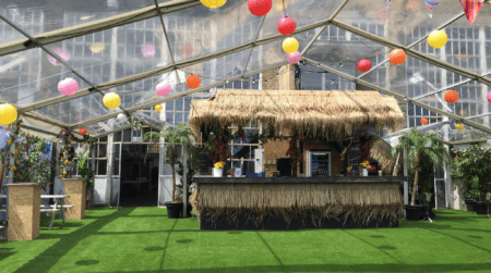 city summer house unusual summer party venue london