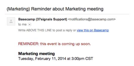 email reminder 02