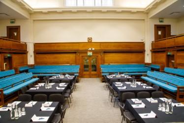 Priory Rooms Meeting Space