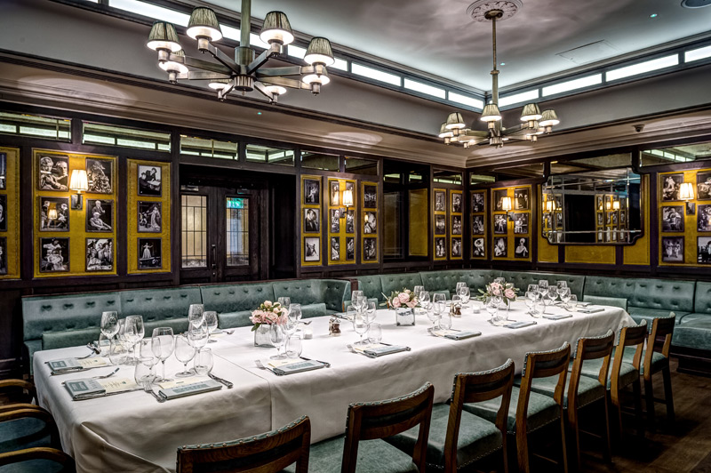 Book The Ivy Market Grill Private Dining Room For Free With Function Fixers Part 51