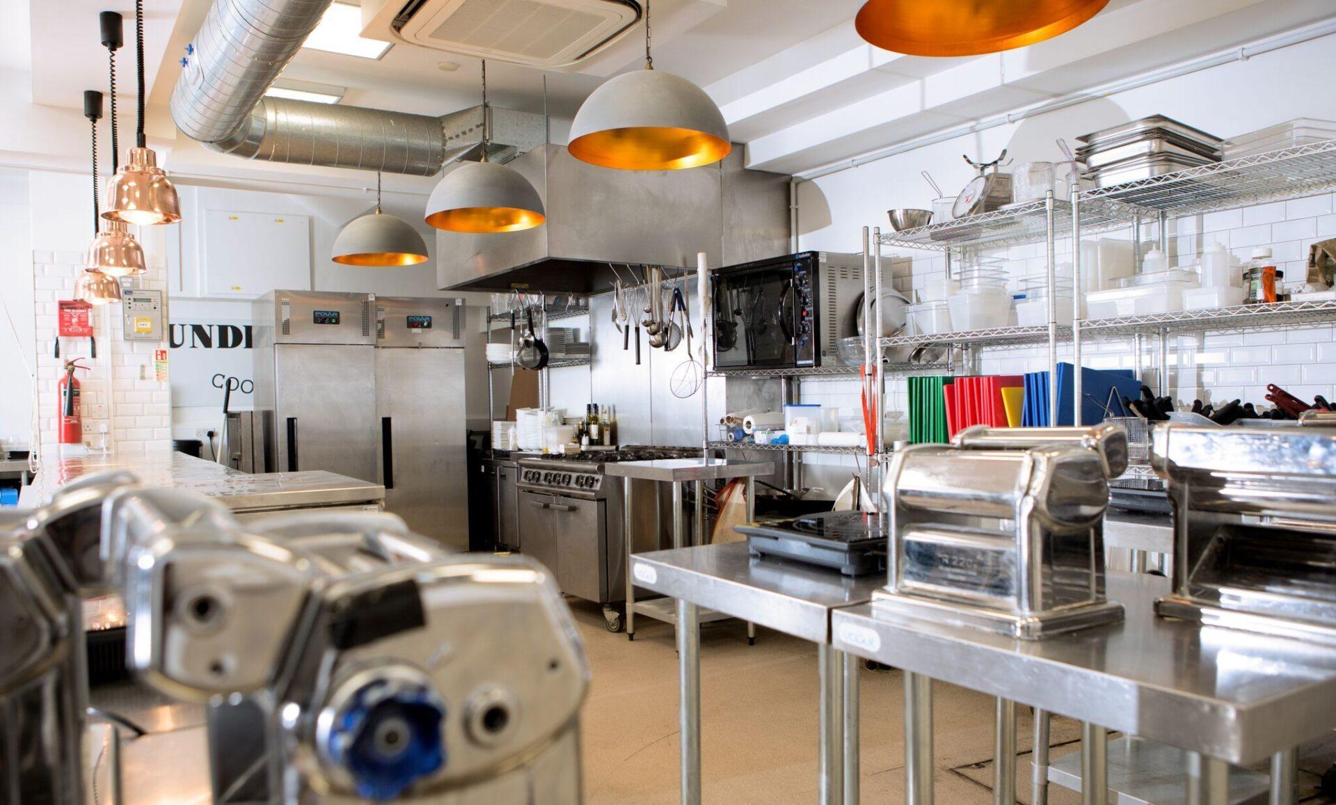 kitchen hire