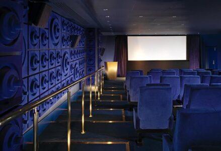 screening room at the mondrian