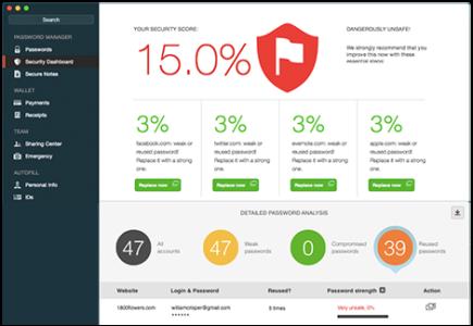 passwordmanager-dashboard