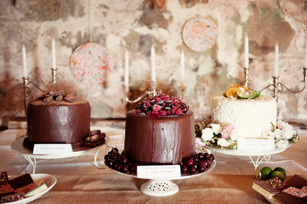 seriously-delicious-looking-chocolate-wedding-cake