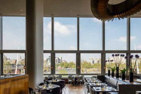 sustainable restaurant london