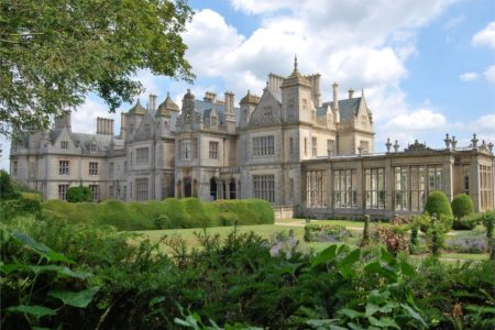 stoke rochford hall