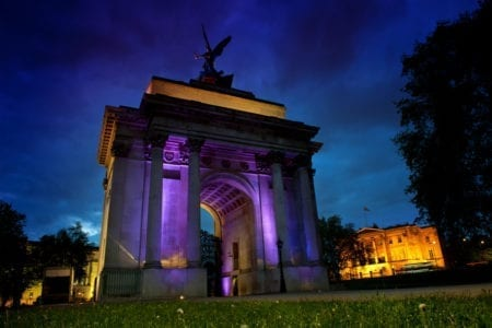 wellington arch venue for events