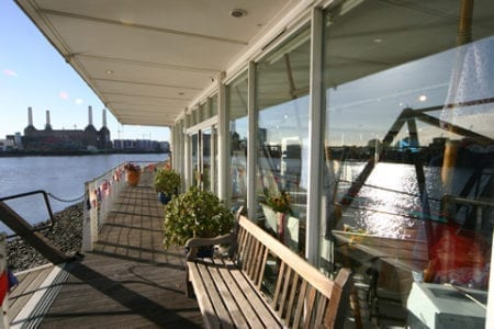 summer party venue westminster boating base