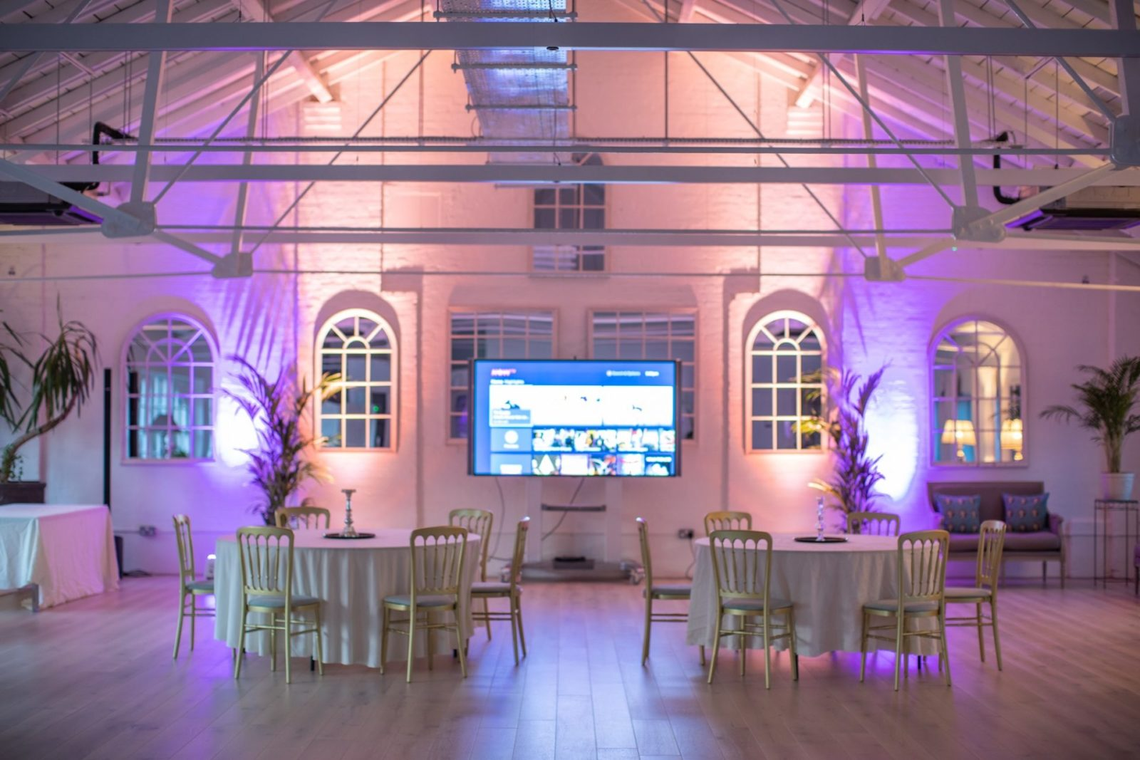 events venue london