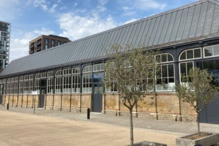 woolwich works events venue